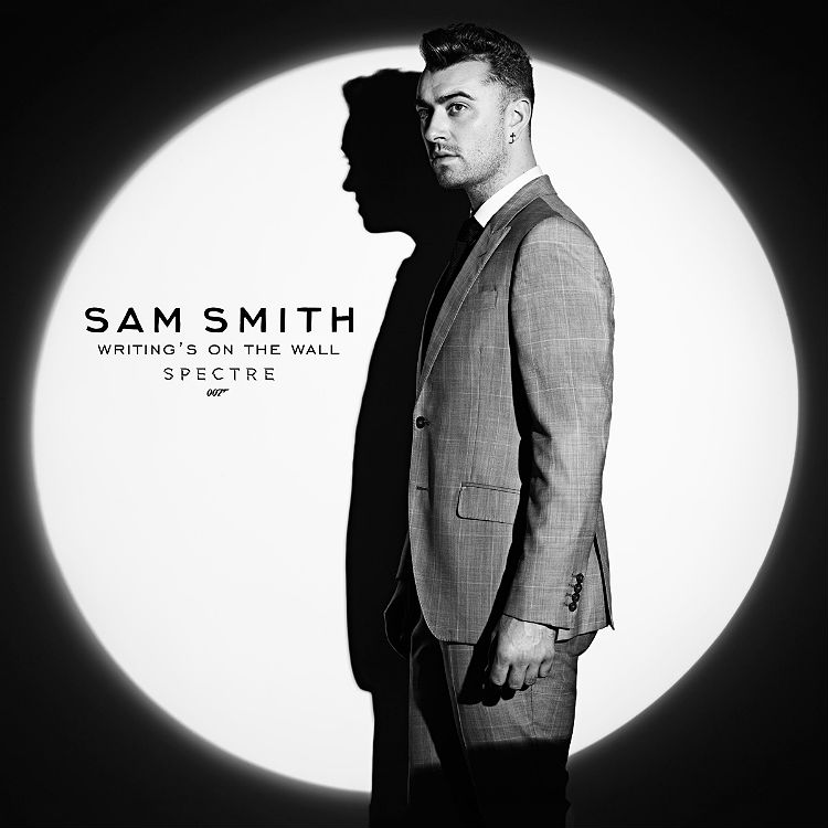 Sam Smith new bond theme, Writing's on the wall