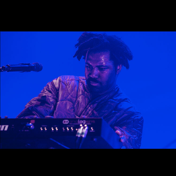 Sampha Mercury Prize winner Process
