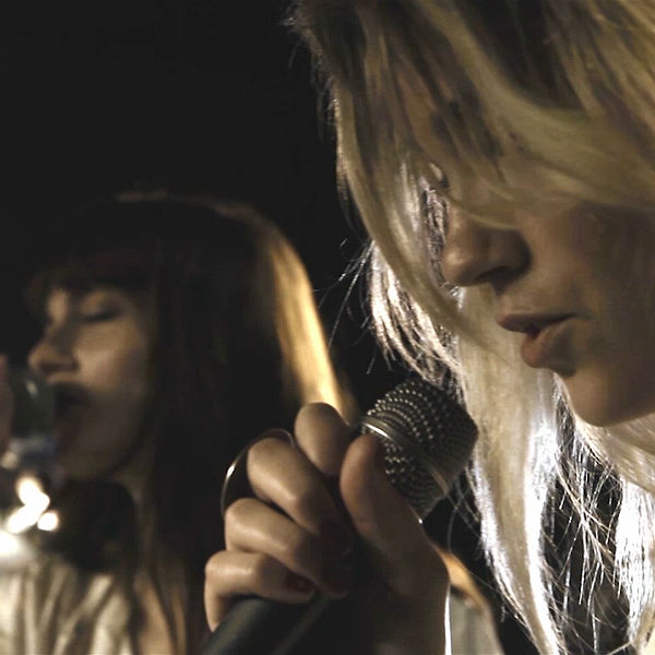 Say Lou Lou Nancy Sinatra Bang Bang cover in session for Gigwise