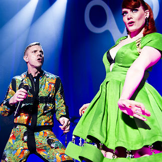 Scissor Sisters announce 'hiatus' at London show