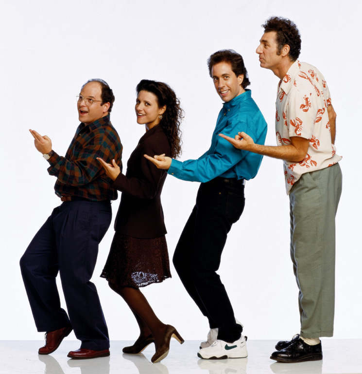Listen to this amazing mash up of Linkin Park and Seinfeld