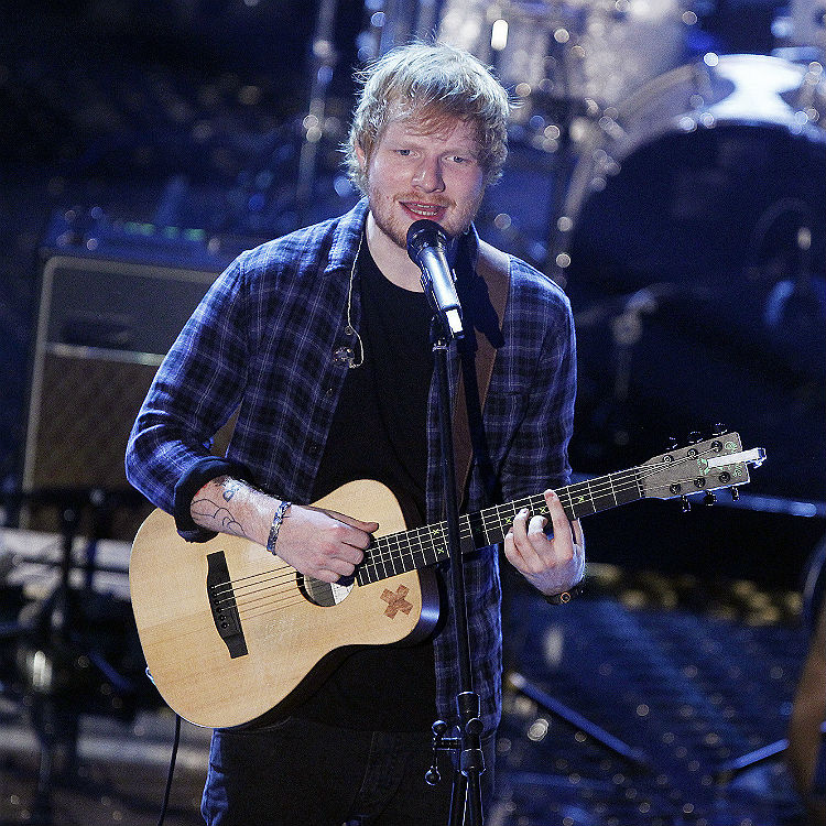 ed sheeran adds second leg to north american tour gigwise. Black Bedroom Furniture Sets. Home Design Ideas