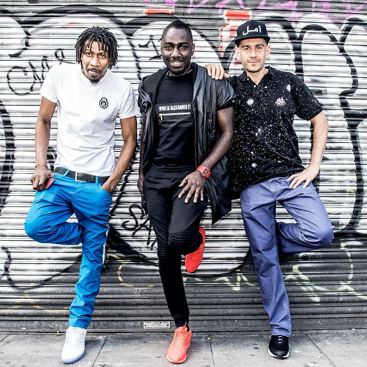 Heartless Crew interview Might Mo MC Buchkin DJ Fonti Crisp Biscuit