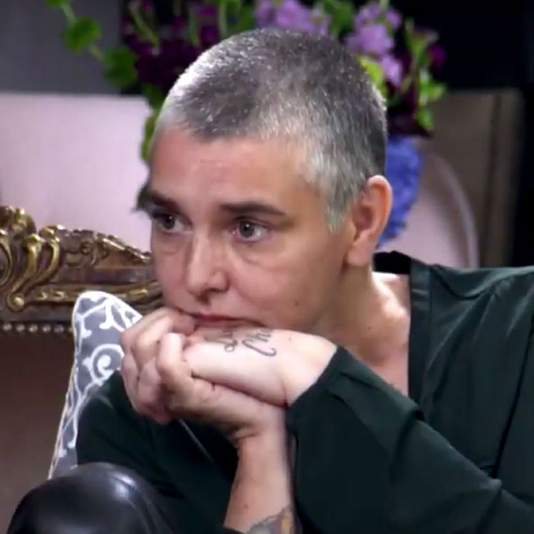 Sinead O'Connor opens up about mental health in new Dr.Phil Interview