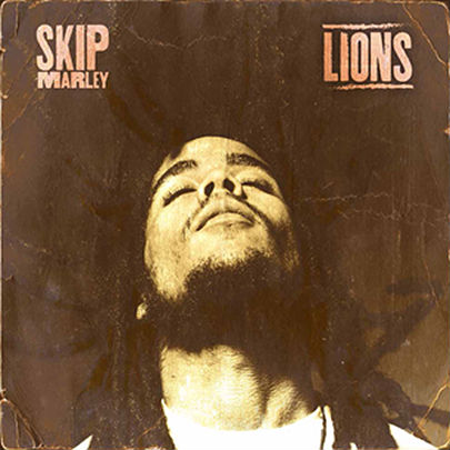 Bob Marley's grandson Skip Marley releases his debut single Lions