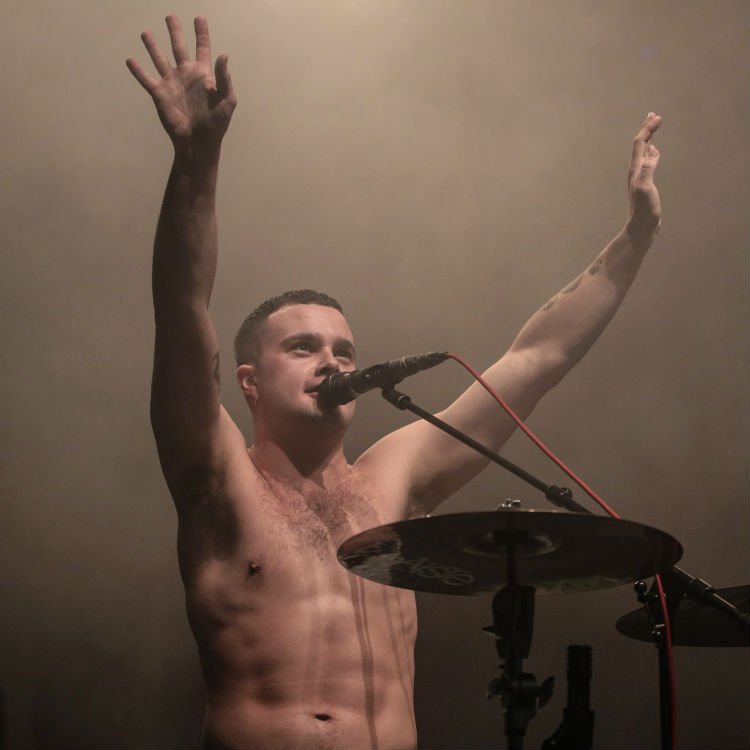 Slaves amongst 100 acts confirmed for The Great Escape