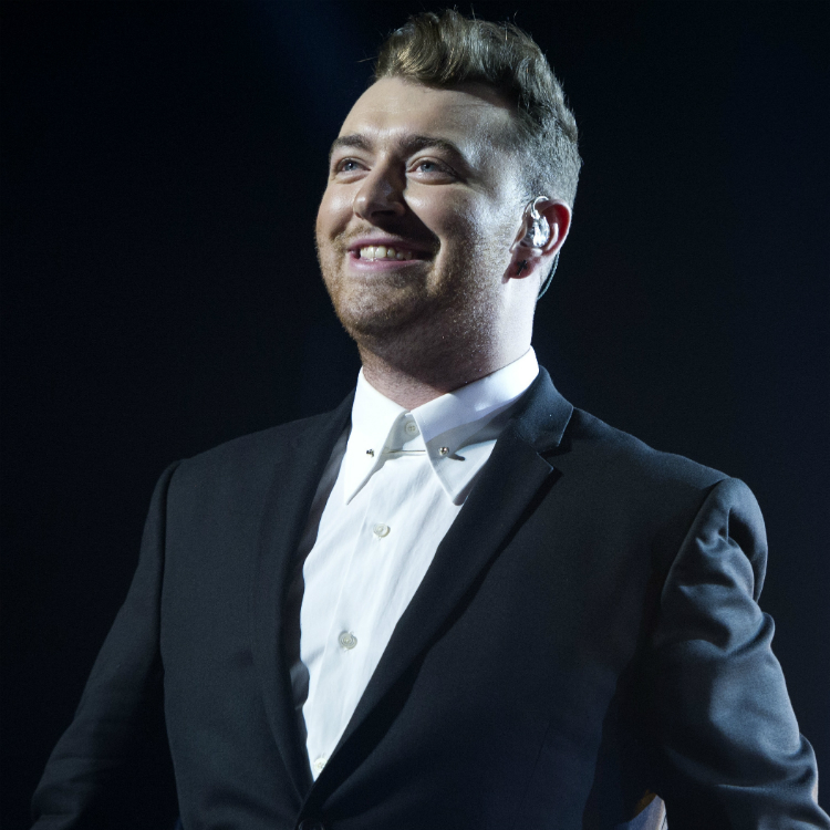 Sam Smith takes no.1 spot in first album chart to include streams