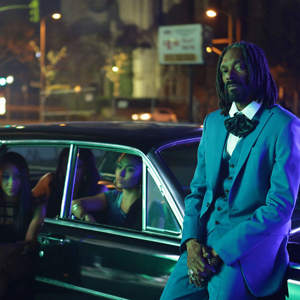 Watch: Snoop Dogg stars in bizarre new Money Supermarket advert