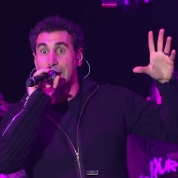 System Of A Down Live In Armenia gig streaming in full - watch