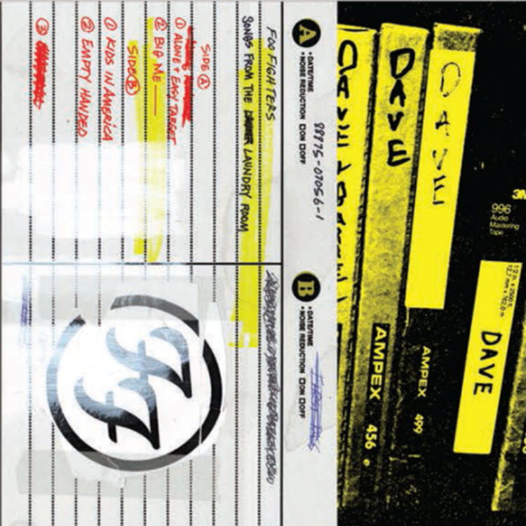 Foo Fighters Prep Songs From The Laundry Room Rsd Release