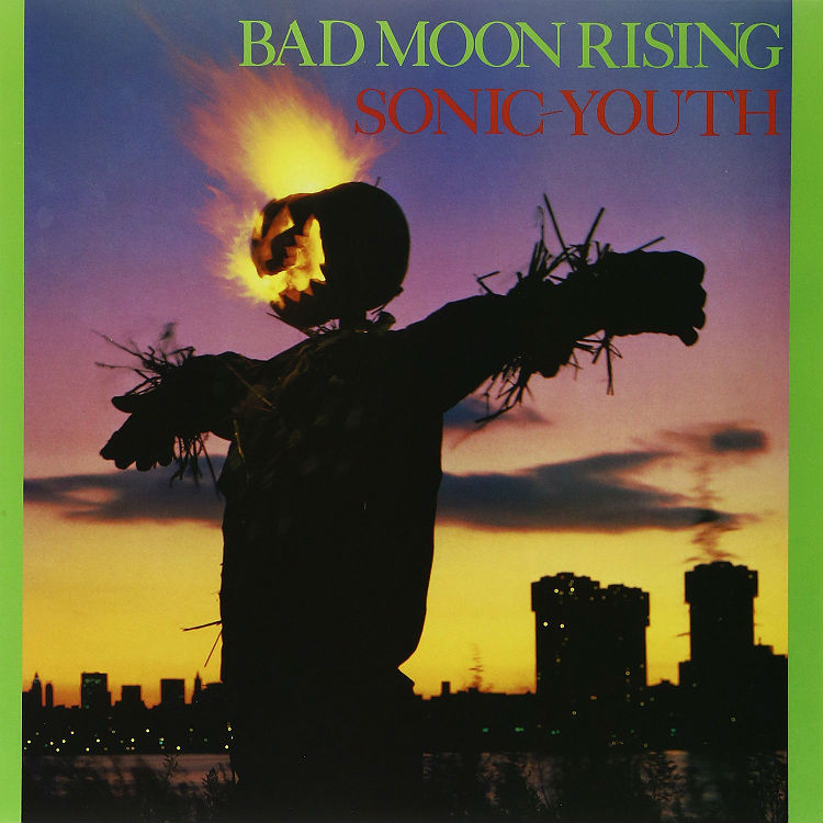 Sonic Youth Announce Re Issue Of Bad Moon Rising Gigwise