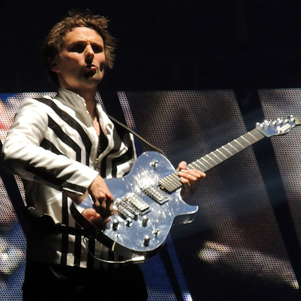 Muse Reapers official live video from KROQ Weenie Roast - watch
