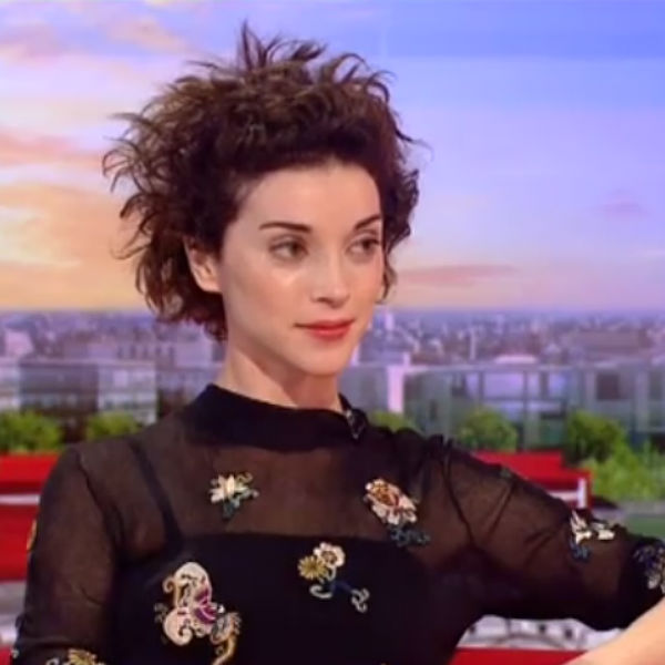Here's St Vincent's awkward BBC Breakfast interview