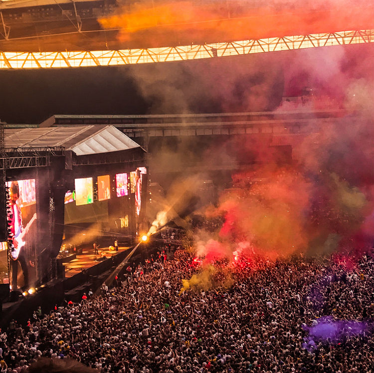 The Stone Roses Wembley Stadium review June 2017