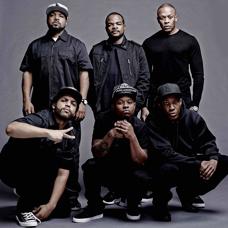 Straight Outta Compton will not be screened in Compton