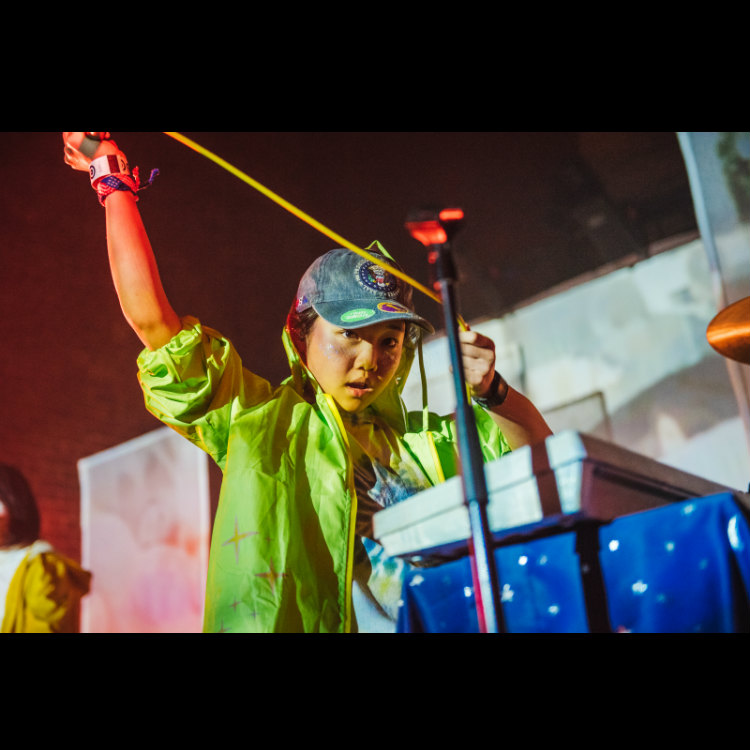 Superorganism village underground London