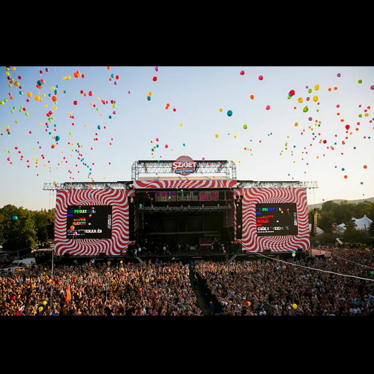 These are best bands playing Sziget festival in Budabest