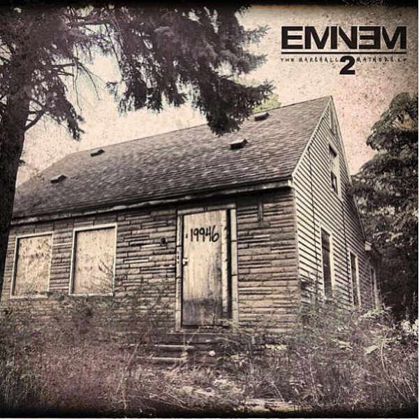 Eminem - The Marshall Mathers LP 2 (Polydor)