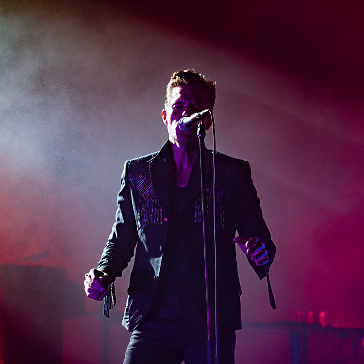Brandon Flowers shares cringeworthy moment he first met Morrissey