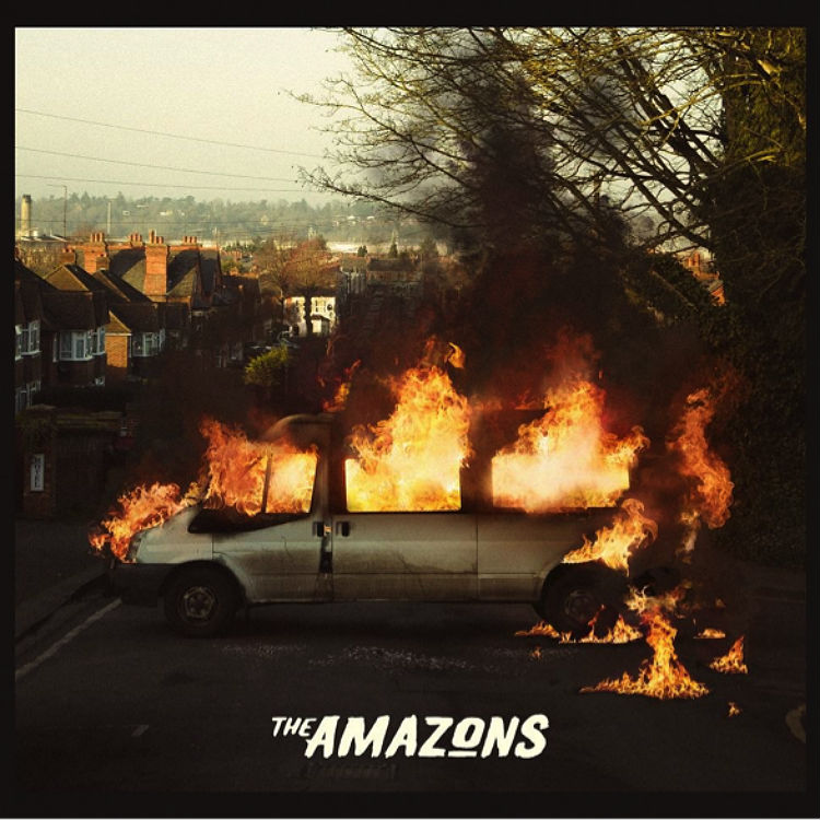 The Amazons announce debut album
