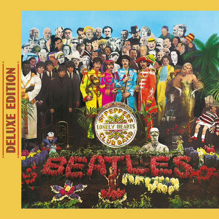 Album Review The Beatles Sgt. Pepper's 50th Anniversary Edition
