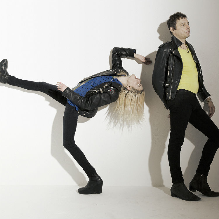The Kills' UK tour, including massive Roundhouse show, on sale at 10am