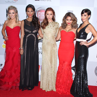 The Saturdays prove flop in America as US show is cancelled