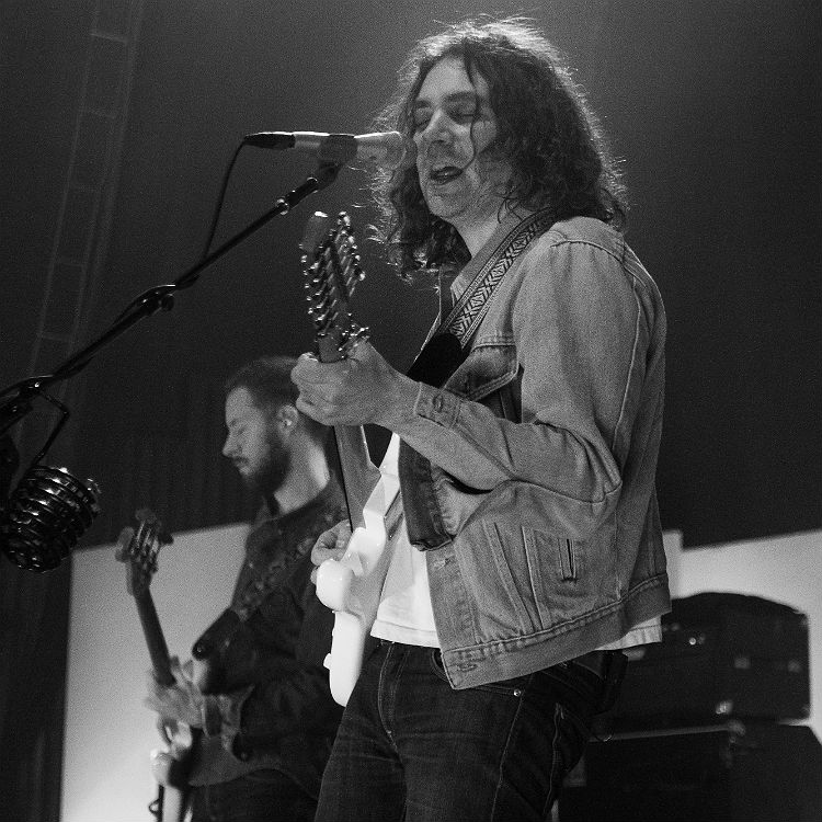 The War on drugs band new music Adam Granduciel Red Eyes