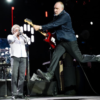 Live Review: The Who at Festival D'Ete, Quebec, Canada
