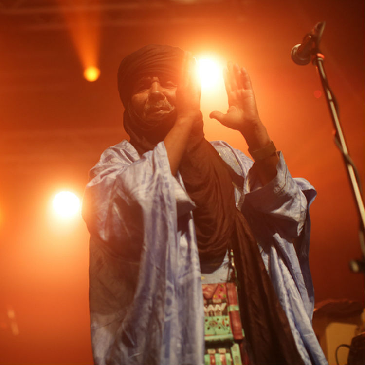 Live review Tinariwen Electric Brixton London Elwan album tour