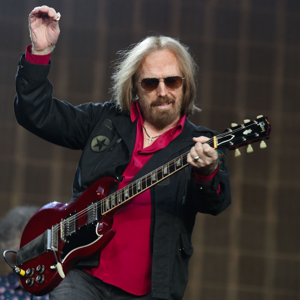 Tom Petty dies aged 66 Tom Petty and the Heartbreakers