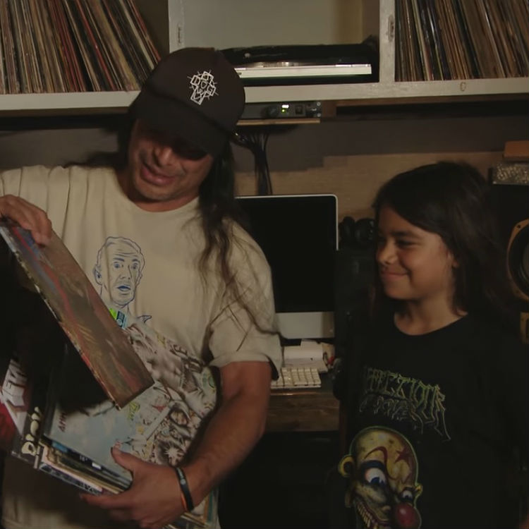 Metallica bassists 12-year-old son set to play for Korn on tour