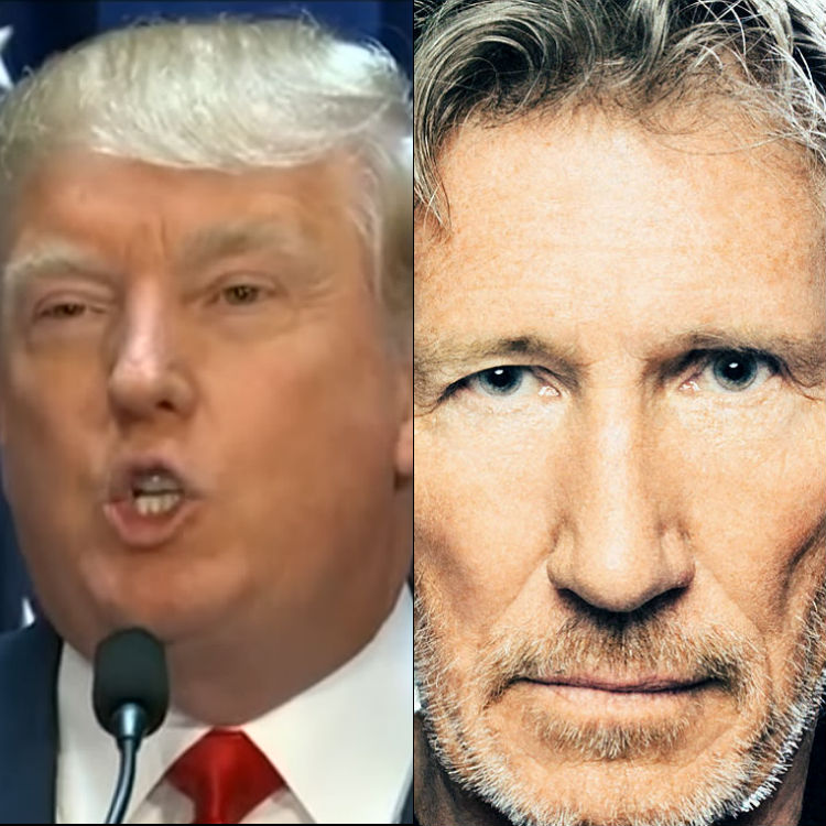 Roger Waters compares Donald Trump to Saddam Hussein