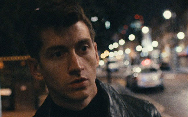 Arctic Monkeys mania: 'Why'd You Only Cover Me When You're High'