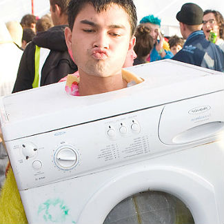 Bestival fancy dress - the greatest costumes ever