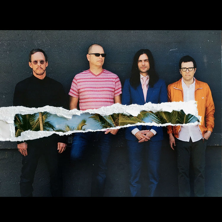 Weezer reveal new single, announce first UK tour since 2005