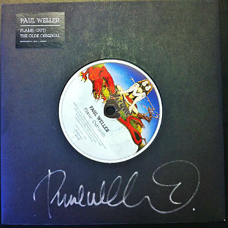 Win! Signed Paul Weller Record Store Day vinyl
