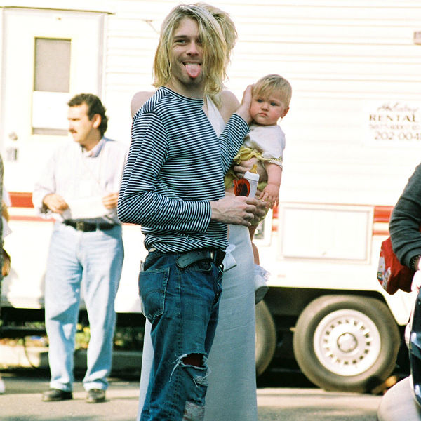 Hand-written list of Kurt Cobain's favourite albums is revealed online