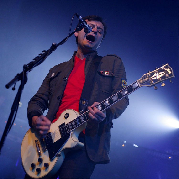 Exclusive: Manic Street Preachers - 'I'm Just A Patsy'