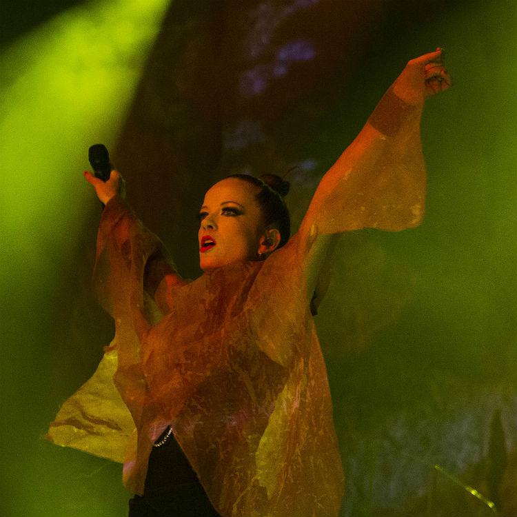 Garbage's Shirley Manson Kanye West, Tracey Emin, honesty interview