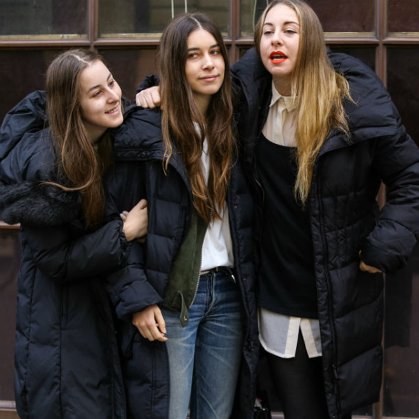 Julian Casablancas told Haim: 'Stop playing live, start writing hits'