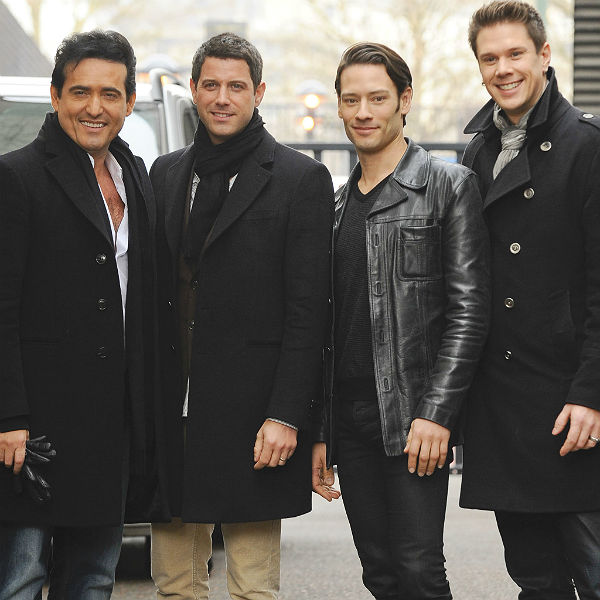 Il divo tickets for 2014 uk arena tour on sale tomorrow - Il divo italian songs ...