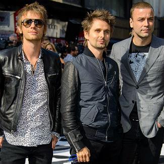 Muse named favourites to headline Glastonbury 2014