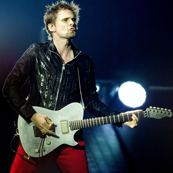 Matt Bellamy discusses the first time he heard Muse on the radio