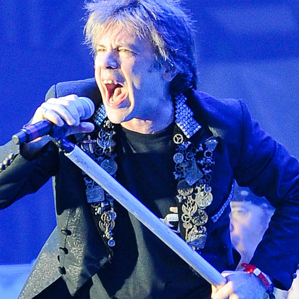 Watch: Iron Maiden unveil Bruce Dickinson's Sonisphere dogfight video