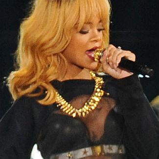 Rihanna @ Twickenham Stadium, London, 16/06/2013