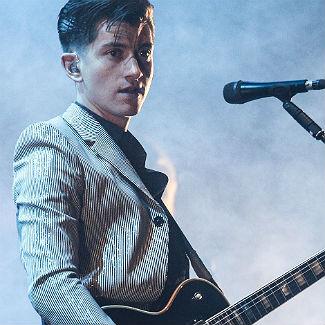 8 incredible photos of Arctic Monkeys headlining Glastonbury