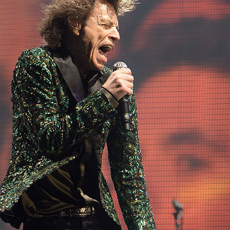 11 awesome shots of Rolling Stones at Glastonbury