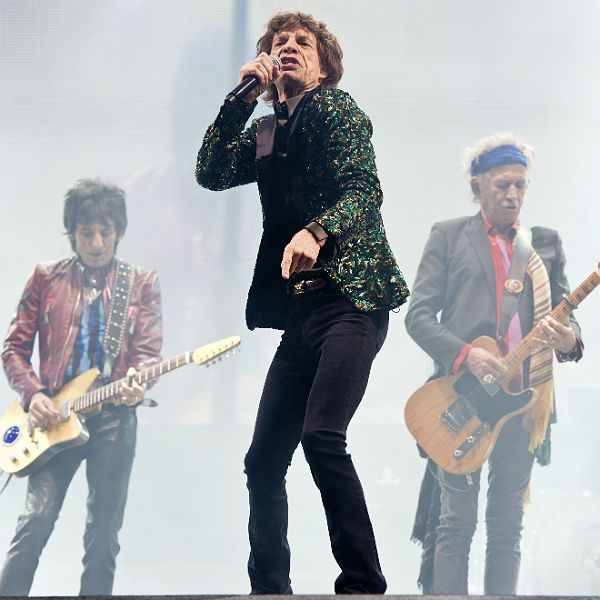 Tickets to Rolling Stones' 2014 European shows on sale tomorrow