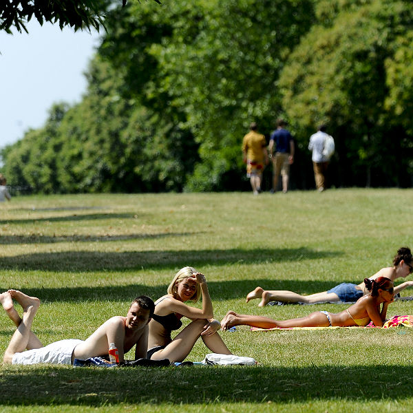 The best ways to make the most of the heatwave while it lasts